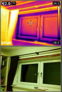Window and Door Thermography
